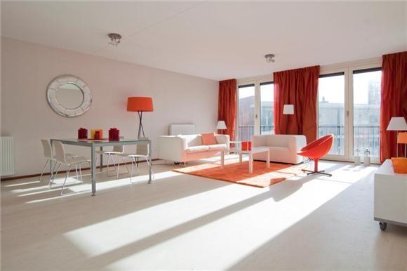 #kleurinspiratie   Modelhome done last year in Amersfoort