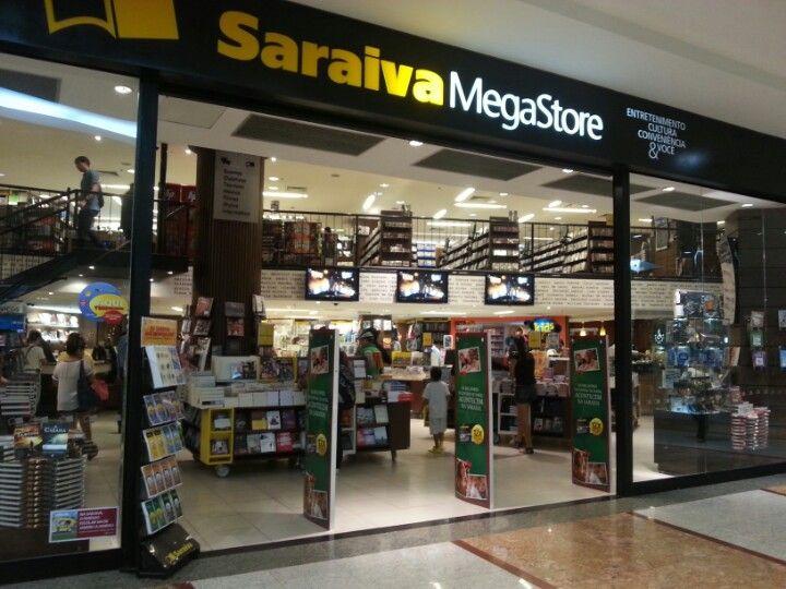 Saraiva MegaStore em Fortaleza, CE