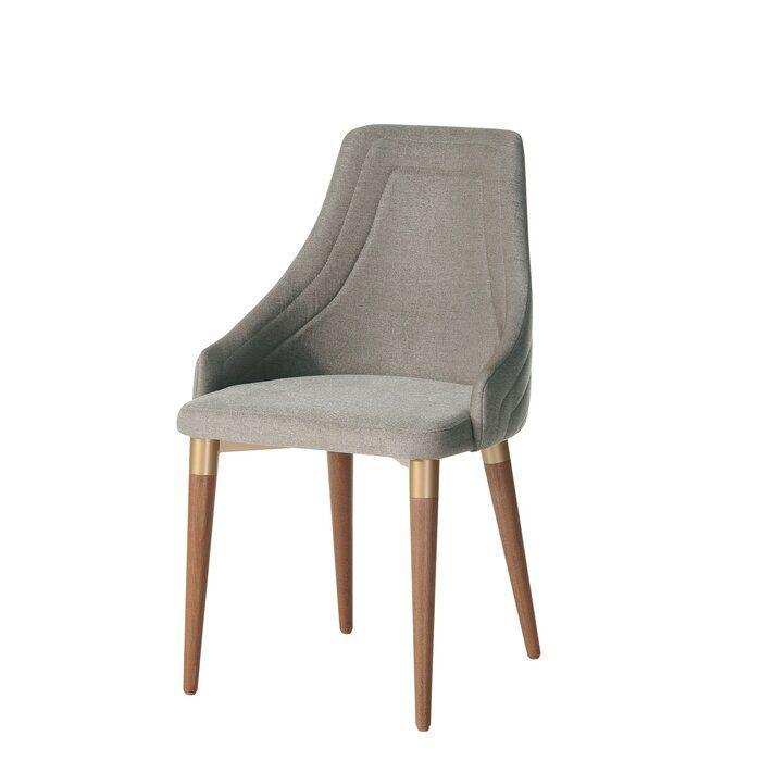 George Oliver Lemington Upholstered Dining Chair Wayfair Dining Room Chairs Upholstered Retro Dining Chairs Dining Arm Chair
