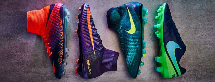 Buy the newest 2016-2017 soccer cleats online at cheap prices . Choose from our wide range of football boots & soccer cleats. Shop online with fast shipping & our Price Beat Guarantee. http://www.soccerspikes.co.nz/
