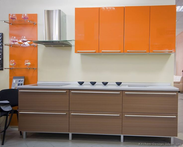 Kitchen Design Orange Unique 71 Best Orange Kitchens Images On Pinterest  Kitchen Ideas Design Decoration