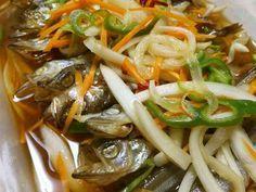 野菜たっぷり☆焼きししゃもの南蛮漬けの画像