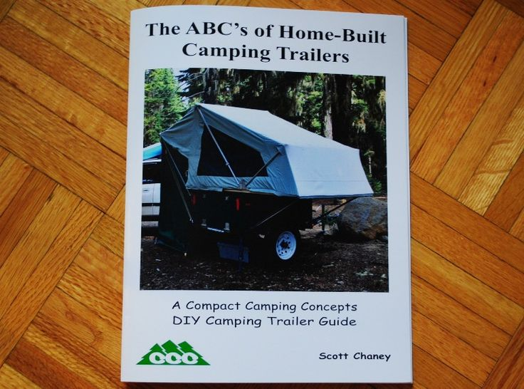 131 best camping trailers how to build images on pinterest box compact camping concepts of salem oregon has recently released a guide for do it yourself building of tent based camping trailer the 37 page manual solutioingenieria Gallery