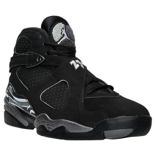 Men's Air Jordan 8 Retro Basketball Shoes - 305381 003   Finish Line