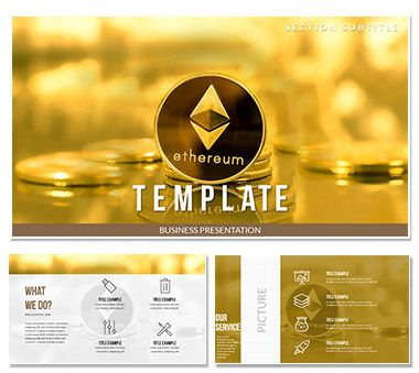 Buy - Trade Ethereum PowerPoint templates PowerPoint Templates