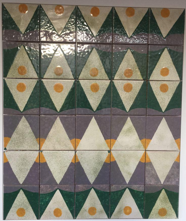Beautiful azulejos at Museum do Azulejo in Lisboa.  http://www.museudoazulejo.pt/