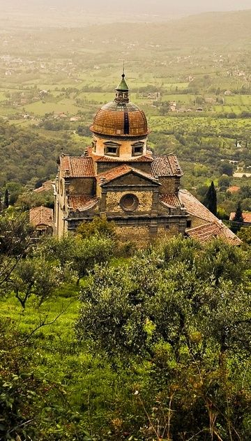 Umbria, Italy. One of THE most peaceful places I've ever visited.