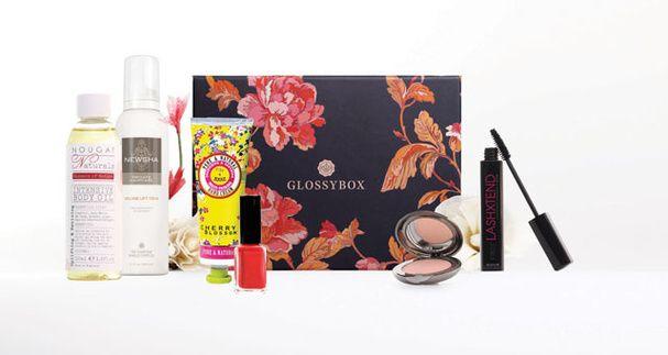 Glossybox spécial fête des mères