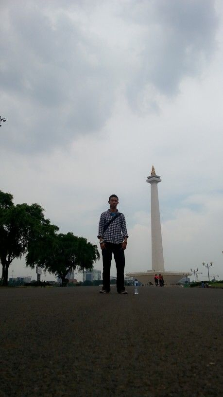 #MoNas #Indonesia #SinCity #JakartaAfternoon