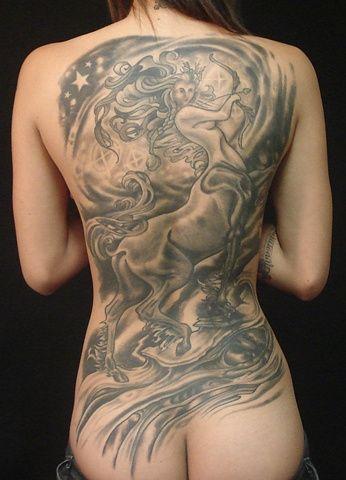 Symbolic Tattoos For Women Art Designs