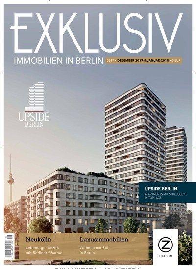 Upside #Berlin - Apartments mit Spreeblick in Top Lage 🏙️ Jetzt in Exklusiv - #Immobilien in Berlin:  #Wohnung #Spree #Wohnungsmarkt