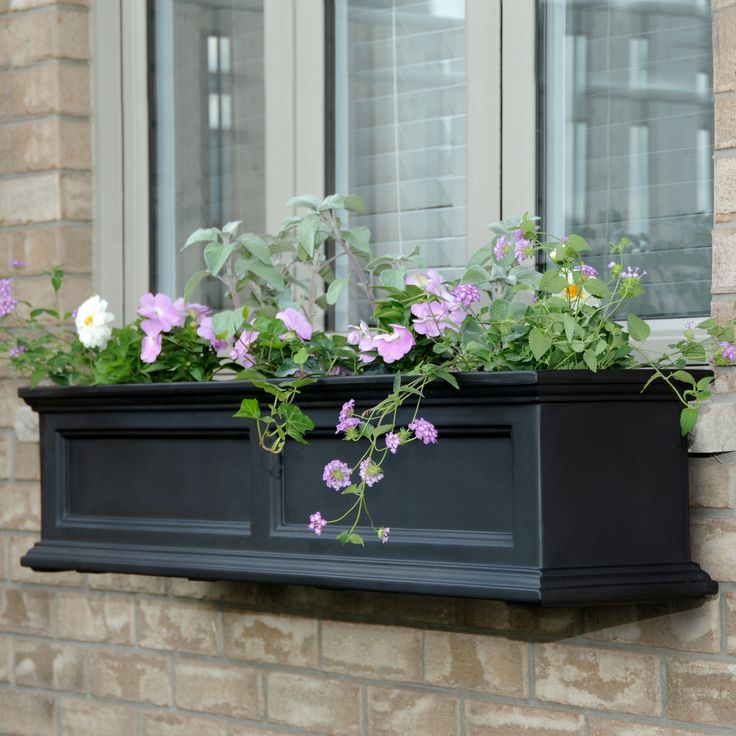 Kitchen Window Herb Planter: Best 25+ Indoor Window Boxes Ideas On Pinterest