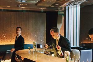 Les meilleurs bars de palace de Paris