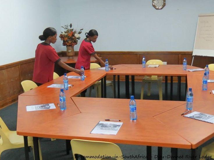 Conference venue at Dieu-Donneé River Lodge. http://www.accommodation-in-southafrica.co.za/KwaZuluNatal/PortShepstone/DieuDonnee.aspx