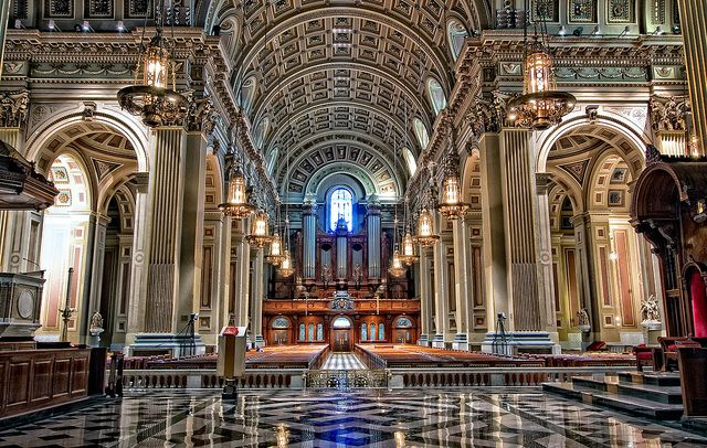 The Cathedral Basilica of Saints Peter and Paul, Philadelphia