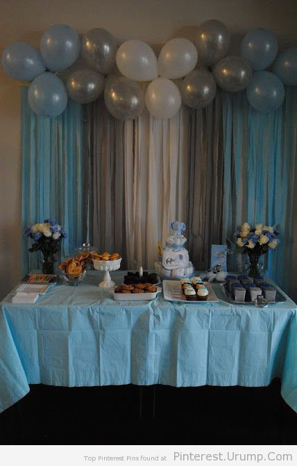 10 Backdrop Ideas for Parties  Party Ideas  Baby shower