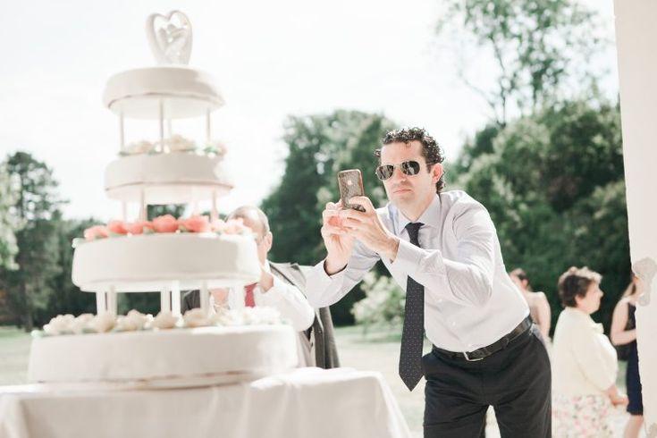 I like wedding cake.