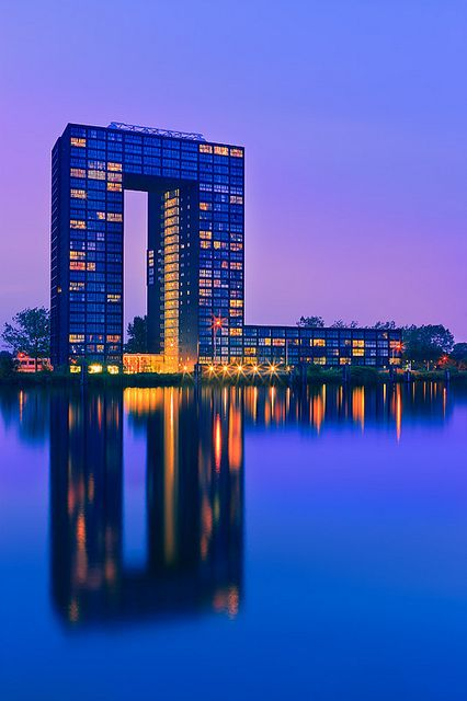 Tasman Toren - Groningen,  The Netherlands