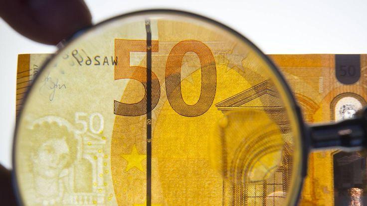 Farbenfroher und fälschungssicherer: Notenbanken geben ab heute 50-Euro-Schein aus