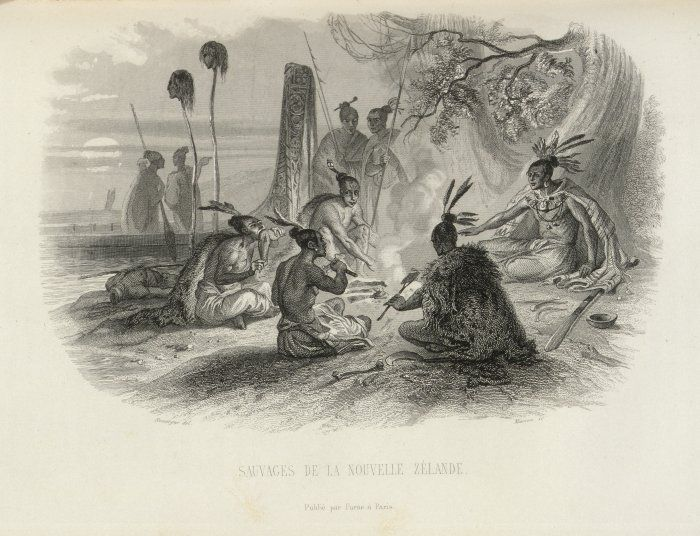 maori cannibalism a weapon against the europeans Once europeans entered the area of texas, warfare with the indians was a constant nevertheless, the weapon that was most effective against the indians was.