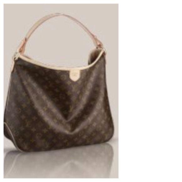 "Spotted while shopping on Poshmark: ""Brand new Louis Vuitton Delightful Monogram Medium""! #poshmark #fashion #shopping #style #Louis Vuitton #Handbags"