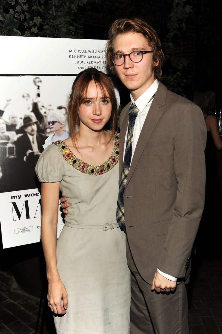 Zoe Kazan and paul dano 2014