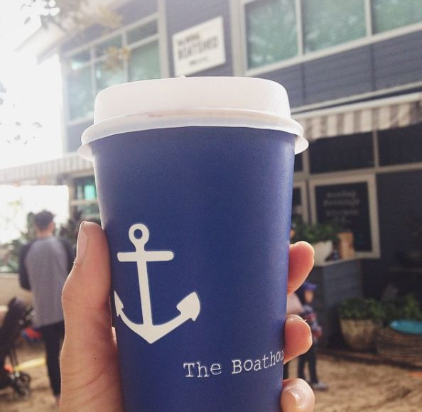 The Best beach cafes in Sydney: The Boathouse BB