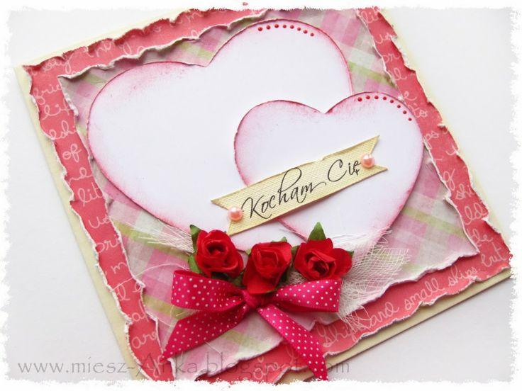 miesz-Anka wy-Tworów prze-Różnych: Walentynka w różach ...