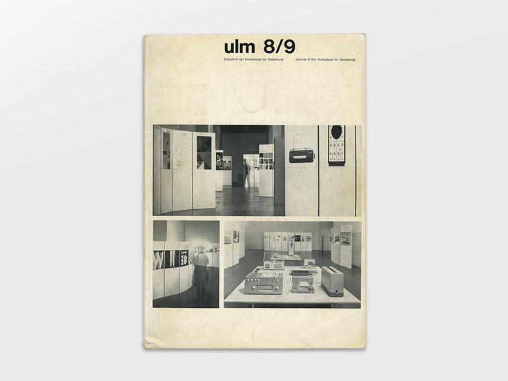 Ulm Journal, 8/9
