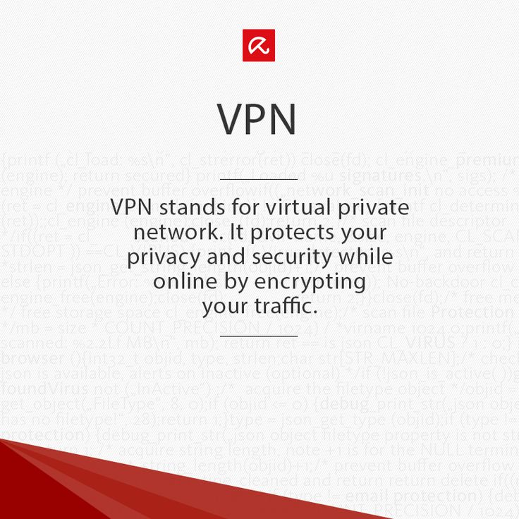 Wondering what a #VPN is? Find out more in our glossary! #ITSecurity #infosec