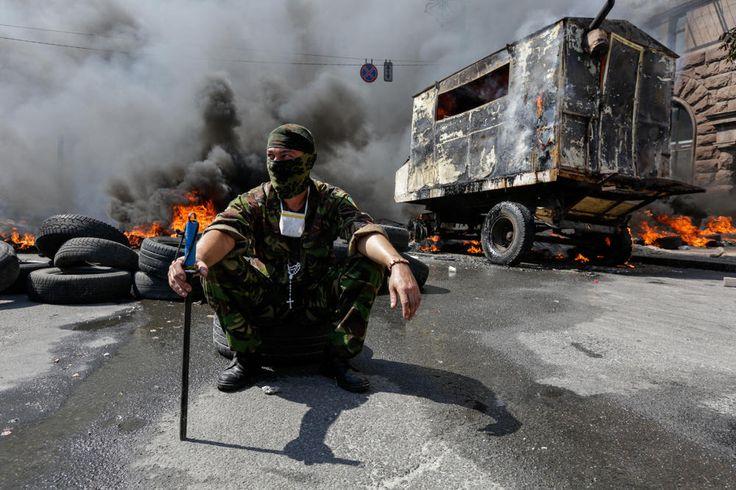 Euromaidanul este din nou în flăcări | VICE Romania