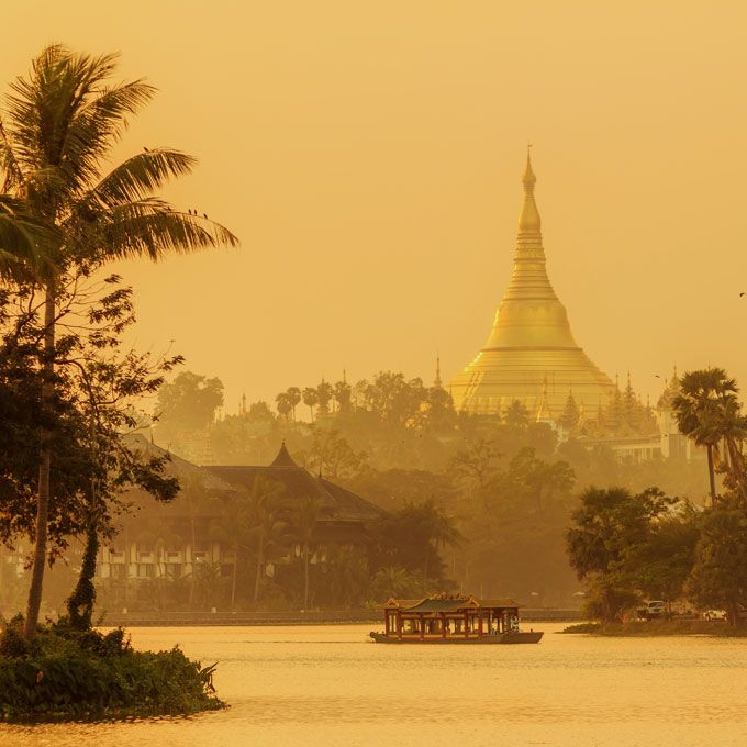 Yangon, Myanmar: First time to Myanmar trip report and travel guide