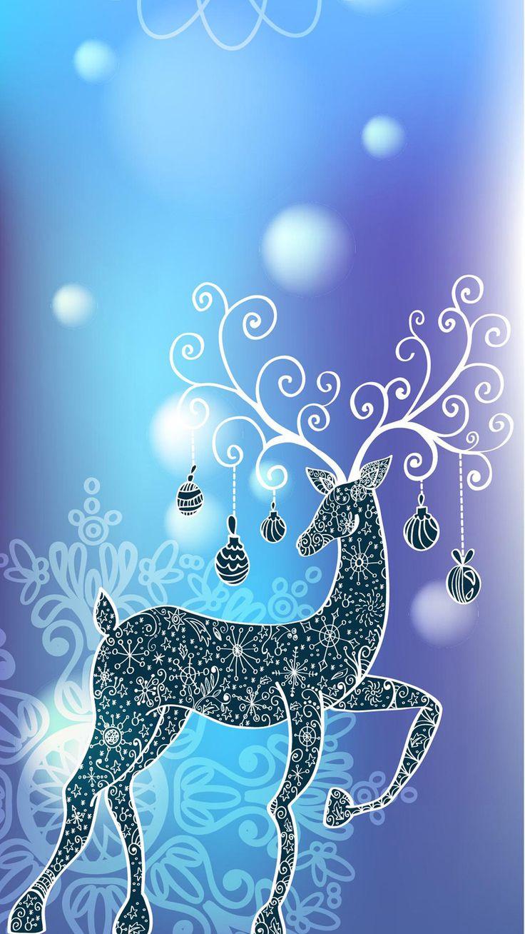 Samsung Galaxy Wallpaper Christmas   Music Samsung Galaxy S5 Wallpapers 03