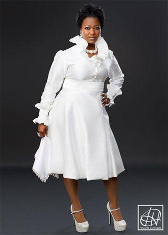 Beautiful black church dresses