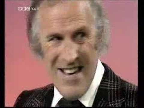 Bruce Forsyth clips BBC 70s - YouTube