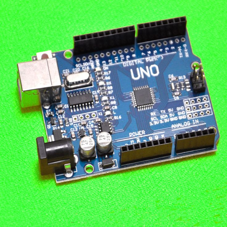 Hot sale ATmega328P CH340G UNO R3 Board & Free USB Cable for Arduino GOOD