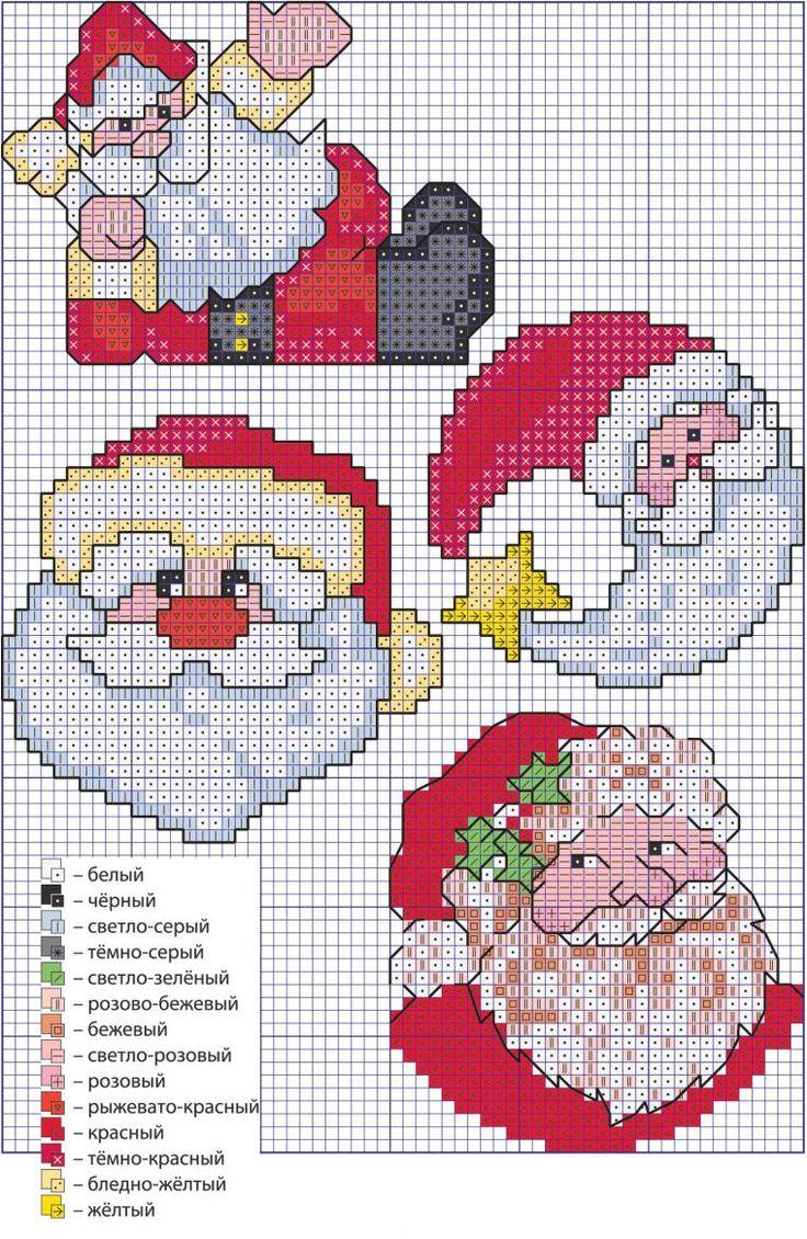 Скоро Новый год. Хочу представить вам подборку, в которой много схем и схемочек, которые помогут быстро и красиво оформить новогодний подарок: открытку, подарочный пакетик, мешочек, салфеточку, ёлочную игрушку и многое другое. Кроме схем предлагаются фотографии, демонстрирующие возможности применения мини-вышивок. Поехали...