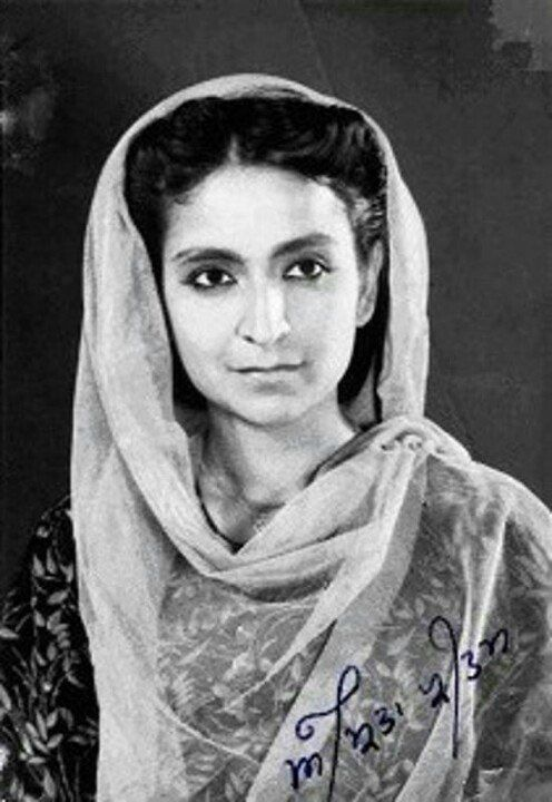 """When a man denies the power of women, he is denying his own subconscious. "" --Amrita Pritam, Indian writer and poet."