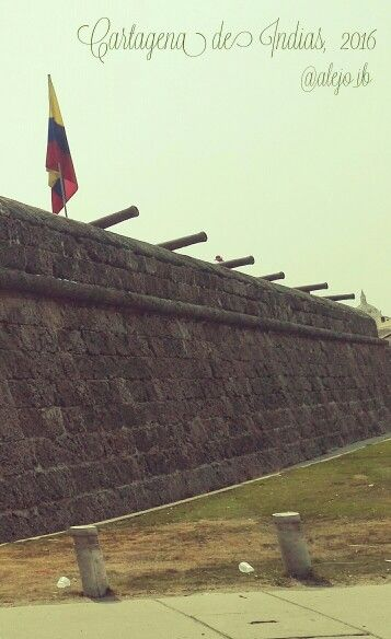 Sólo Cartagena de Indias... @alejo_ib