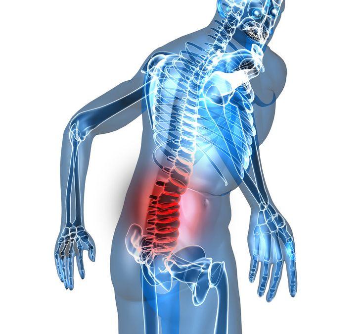 chiropractic adjustment back crack and sack