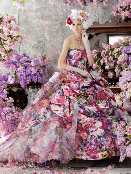 Holy floral moly!!!