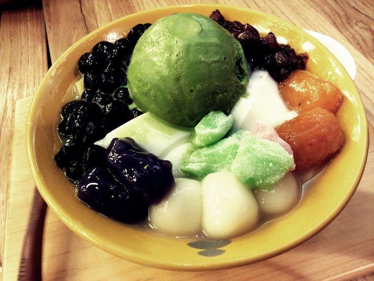 Sumoboo Dessert