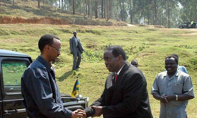 SHIKAMA   : Nta nyiturano ya Kagame. Uhirimbanira kumufasha mu...