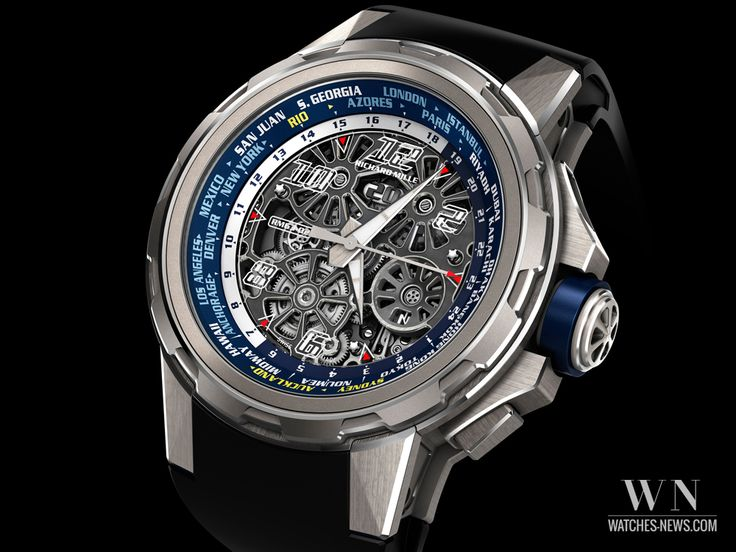 RICHARD MILLE – RM 63-02 Heure Universelle