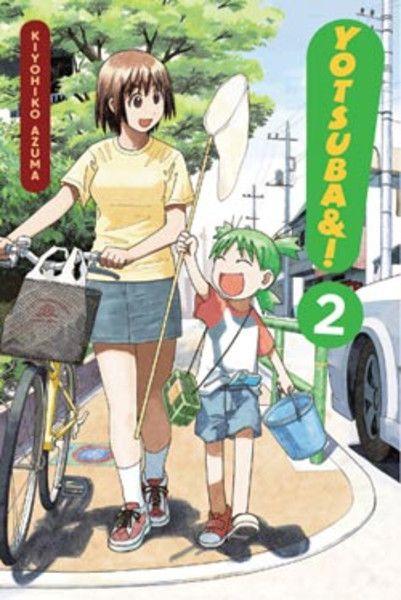 Yotsuba Manga Volume 2