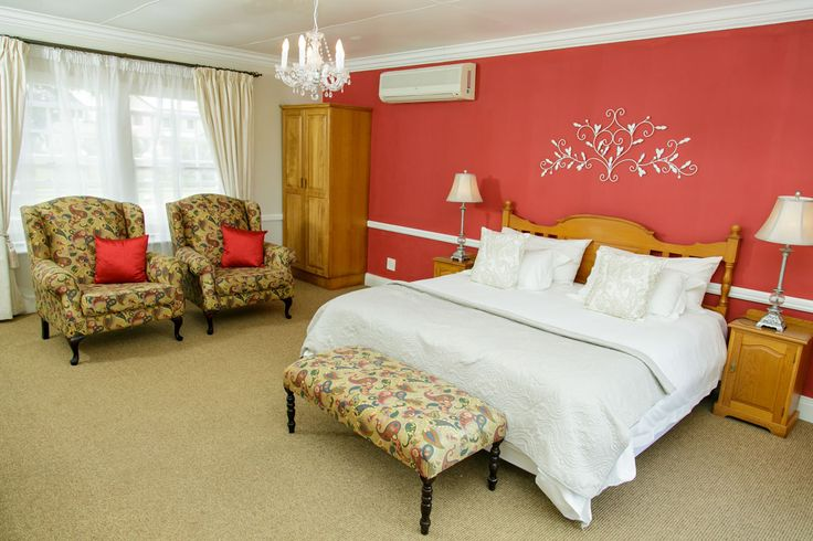 A typical premier room