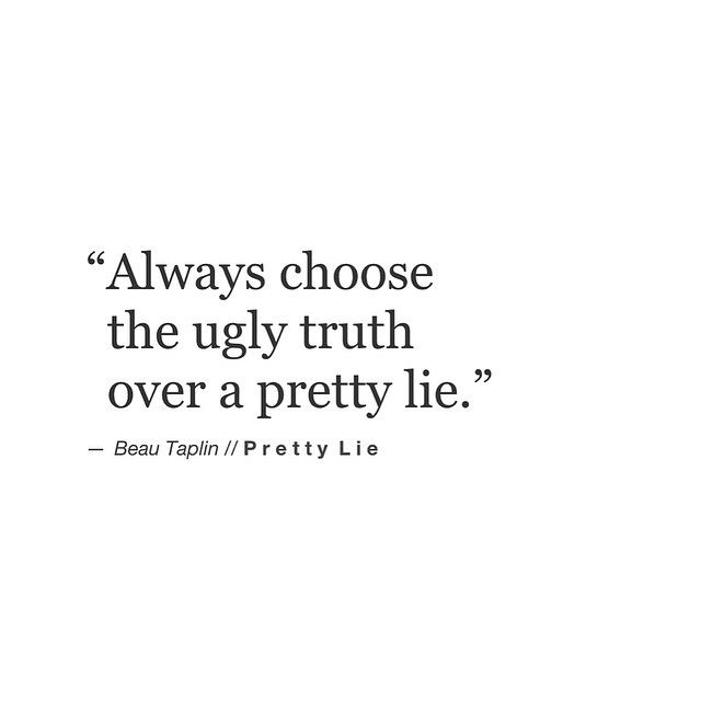 Beau Taplin | Pretty Lie ღ