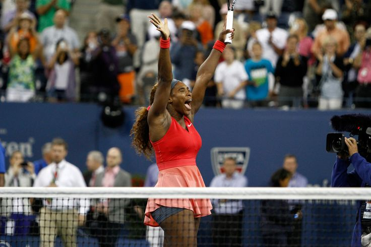 5X U.S. OPEN CHAMPION SERENA WILLIAMS TAKES IT ALL!.... World #1 Serena celebrates beating Victoria Azarenka, 7-5, 6-7, 6-1, in the Singles Championship Final on Day 14 of the 2013 US Open. Serena wins Major Title #17! Collects $2.6 Million in Prize Money Plus $1 Million in Bonus Money for Winning the U.S. Open Bonus Challenge. 9/8/13 #SoFierce #TEAMSERENA