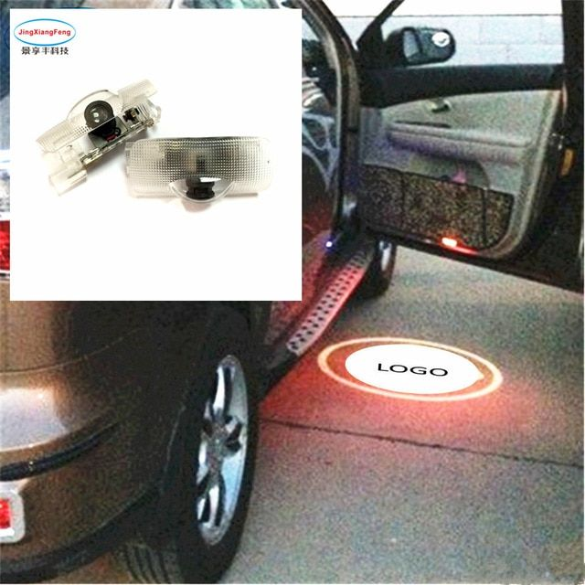 2pcs Led Door Logo Light For Toyota Camry 2006 2012 New 2018 Toyota Logo Laser For Subaru For Lexus Car Accessories Styling Revie Toyota Camry Lexus Cars Camry