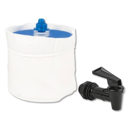 Ceramic Water Filtration System Filter Kit Includes Filter, Sock, Spigot. 0.2 Micron Efficiency Made In the USA